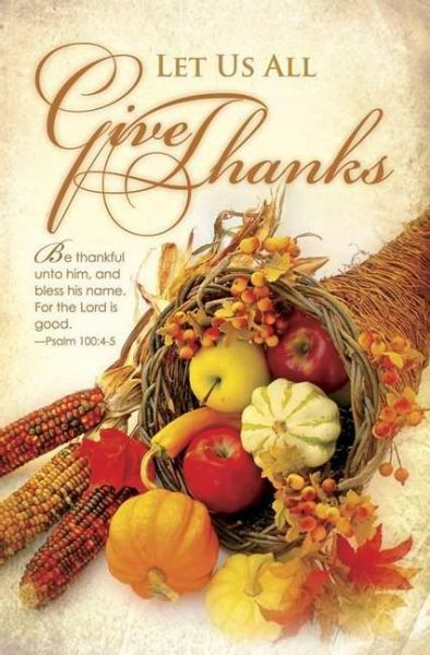 Thanksgiving Religious Quotes Images