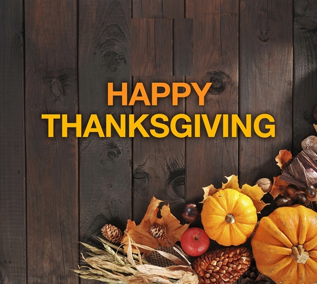 Thanksgiving Wishes To Friends And Relatives