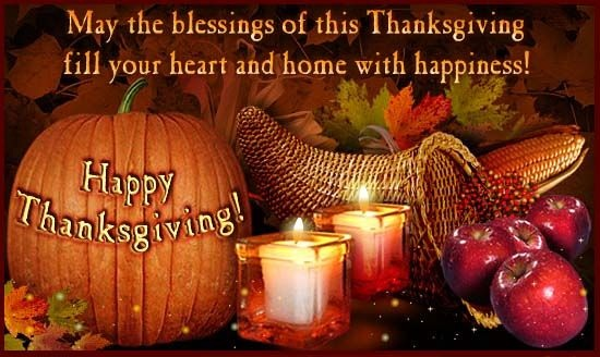 Thanksgiving Wishes Wording For Whatsapp