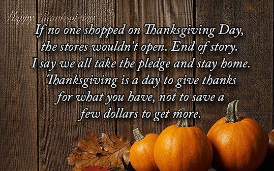 Happy Thanksgiving Saying Quotes