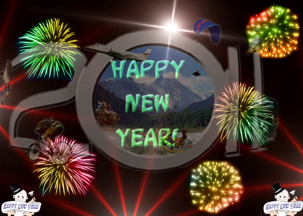 Beautiful Happy New Year 2019 Wallpapers