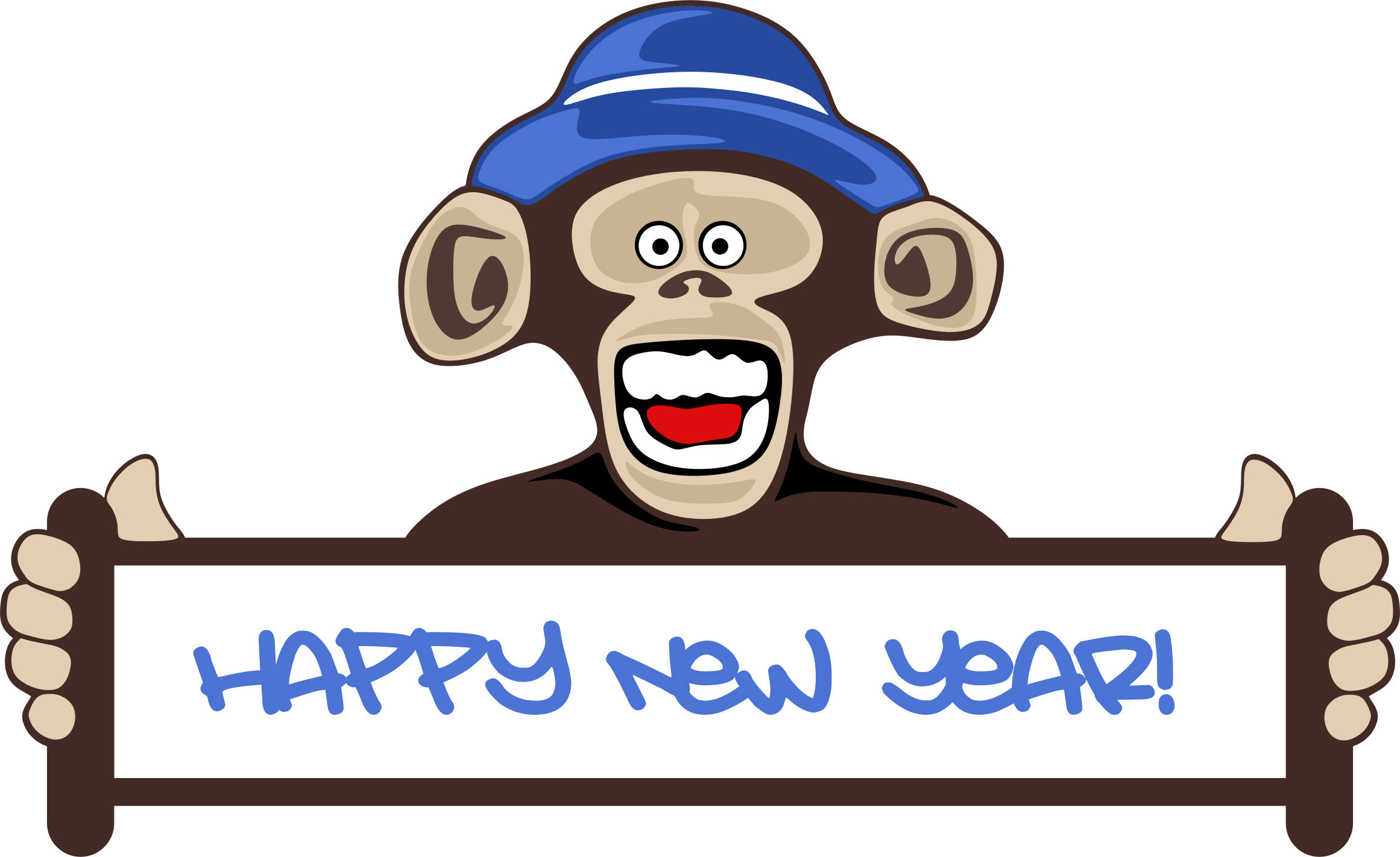 Happy New Year 2019 Clipart Images
