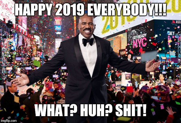 Happy New Year 2019 Memes Photos