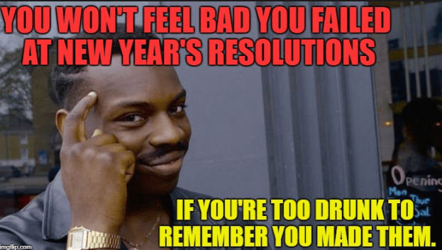 Happy New Year 2019 Memes for Friends and Family