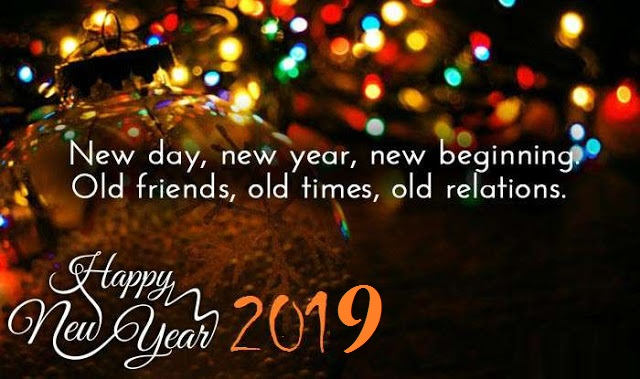 Happy New Year 2019 Wishes in Advance