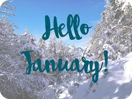 Hello January Images Tumblr