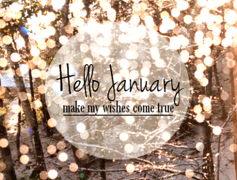 Hello January Photos