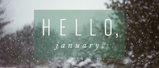 Hello January Pictures Free Download