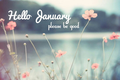 Hello January Please Be Good