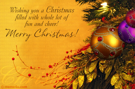 Merry Christmas 2018 Messages Quotes