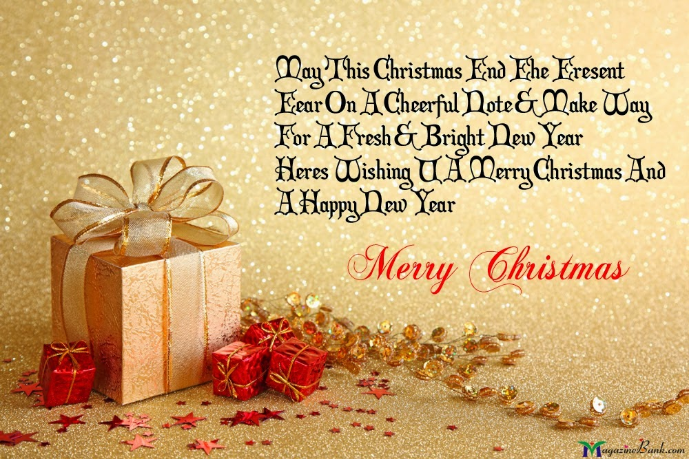 Merry Christmas Messages for Whatsapp Status