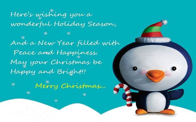 Merry Christmas Quotes Message