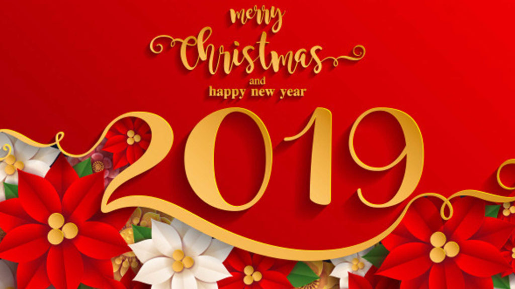 Merry Christmas and Happy New Year Images For Facebook