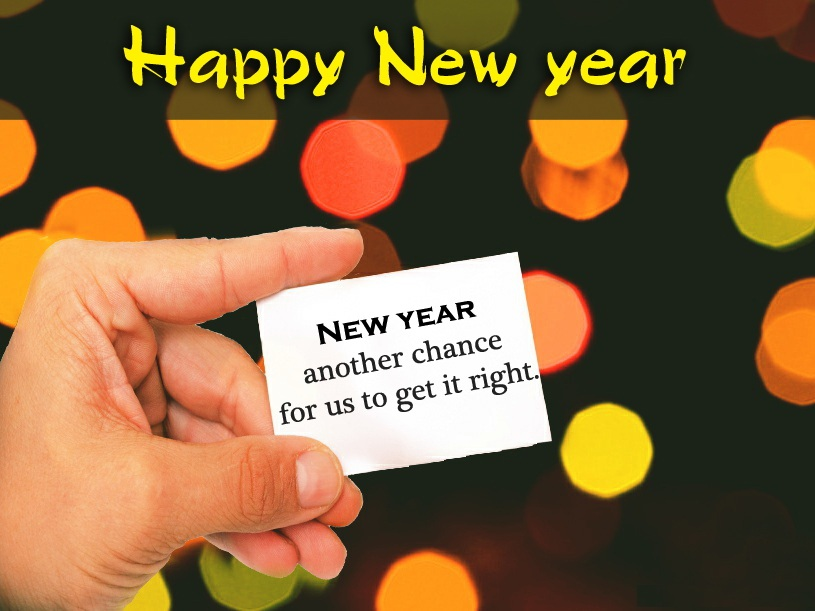 Short Happy New Year Quotes