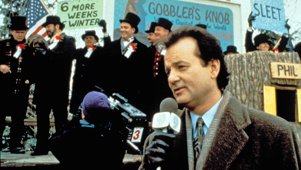 Groundhog Day Images Bill Murray