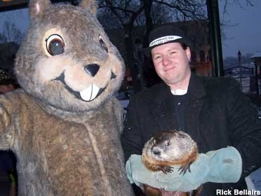 Happy Groundhog Day Pictures