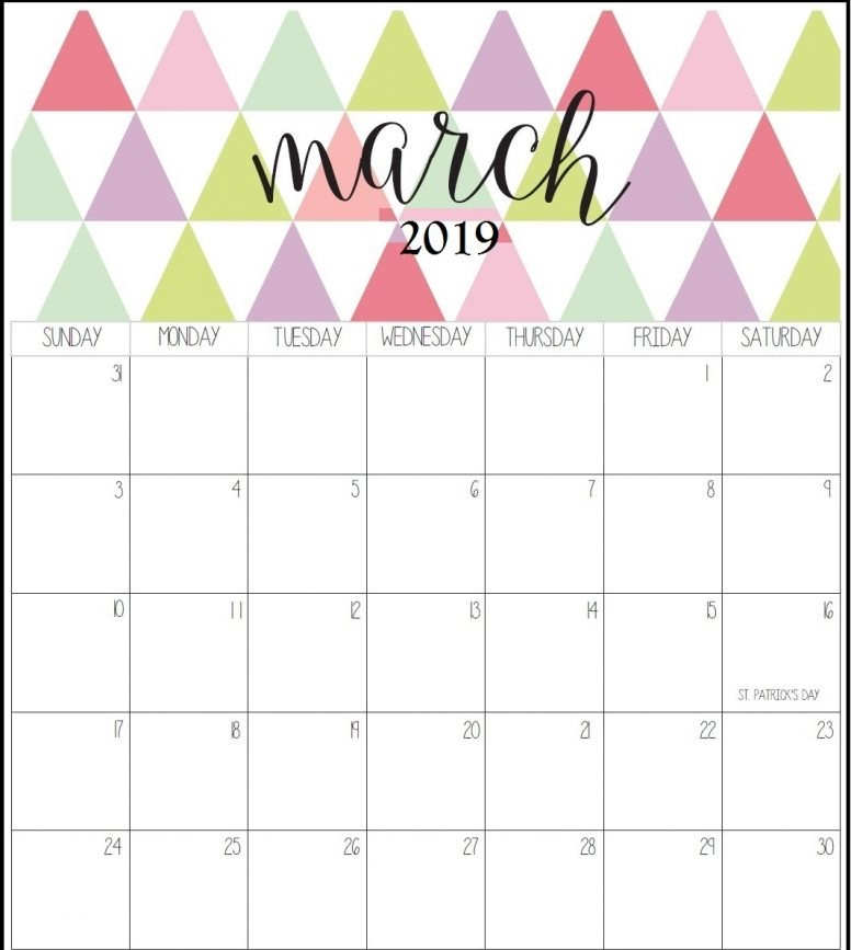 Printable Calendar March 2019.Free Printable Calendar For March 2019 Lunar Moon Phases With Holidays