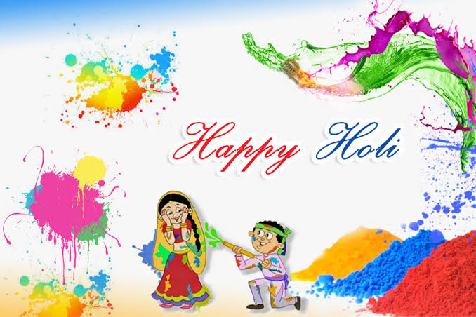 Happy Holi 2019 HD Picture