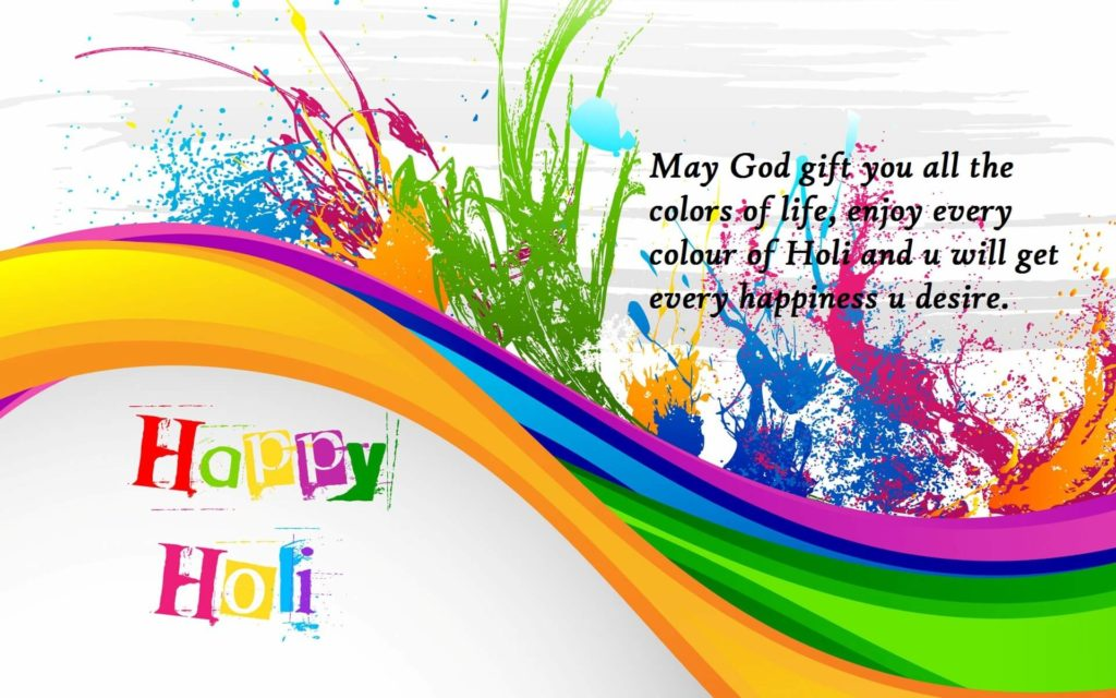 Happy Holi Best Wishes