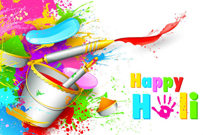 Holi 2019 Colorful Image