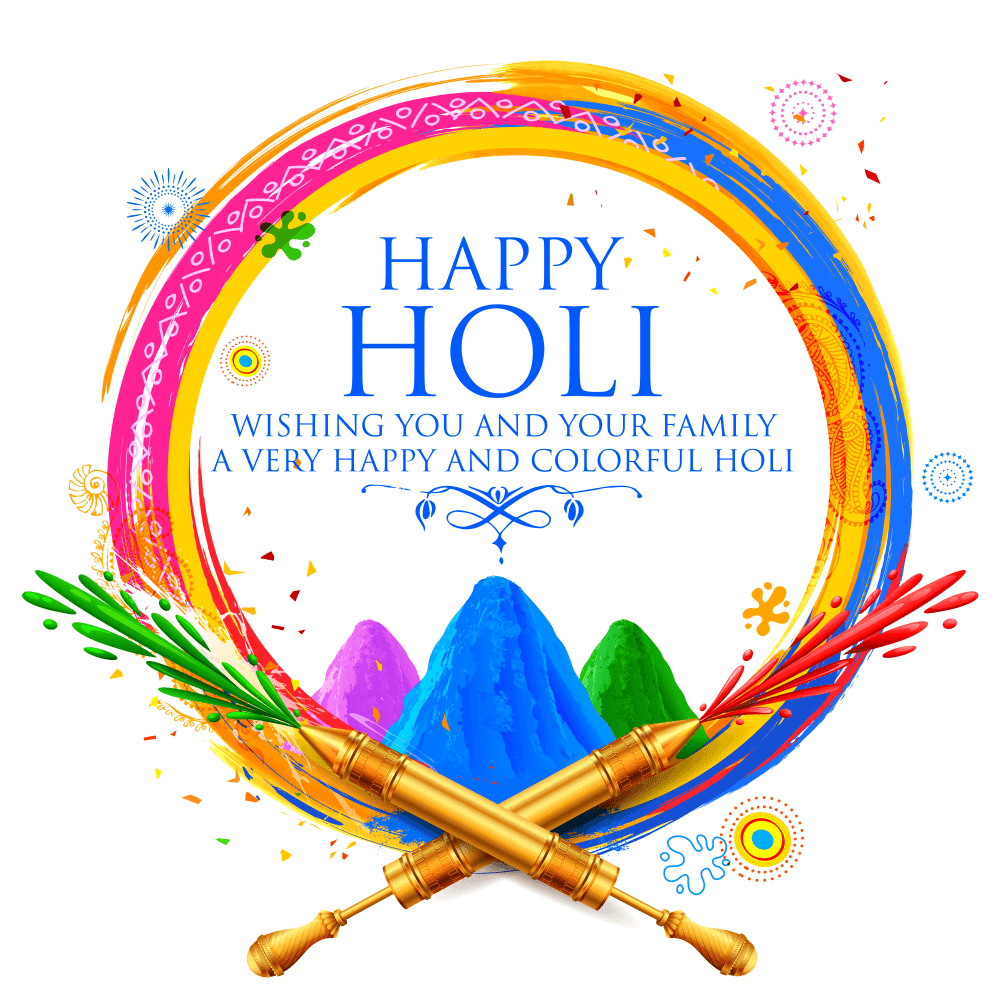 Holi 2019 HD Wallpaper