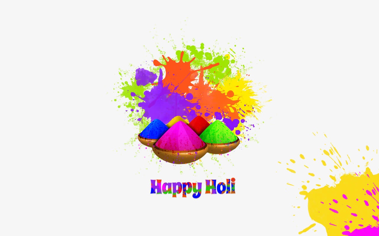 Holi Images for Instagram Post