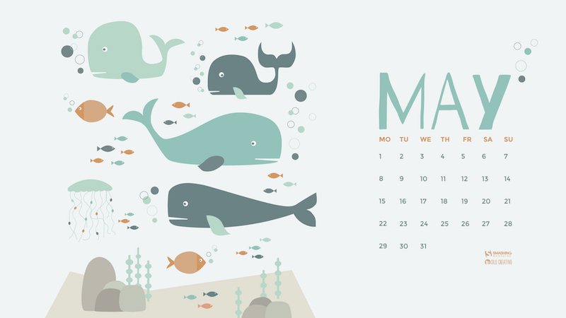 May 2019 Calendar Desktop