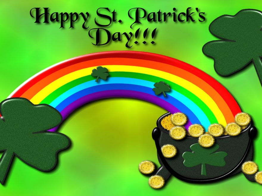 St Patricks Day Desktop Background Wallpaper