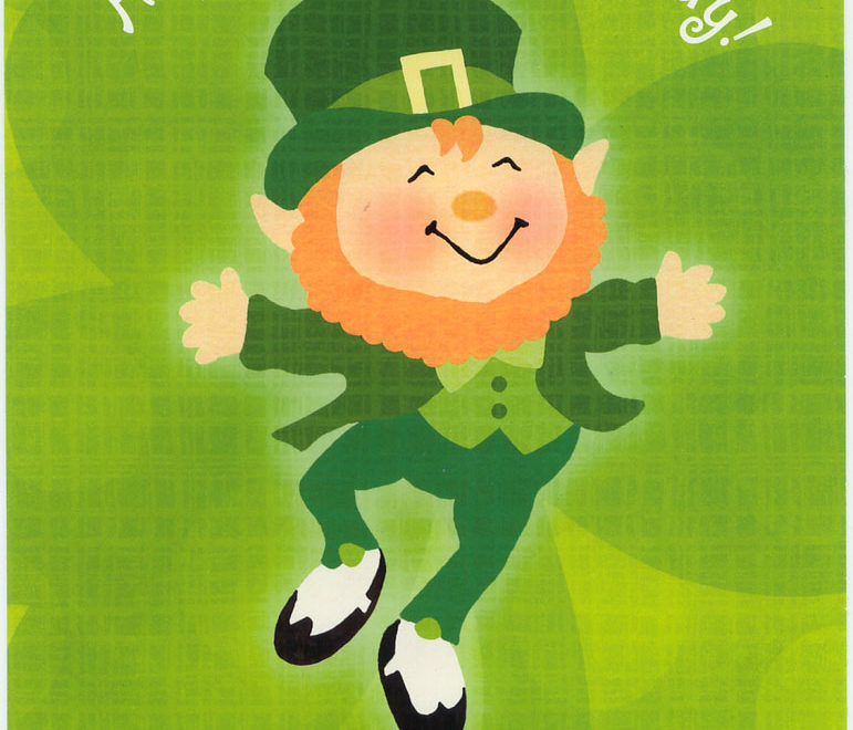 St. Patricks Day Free Greetings