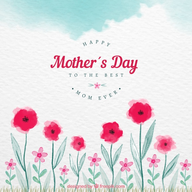 Free Mothers Day Clipart for Kids
