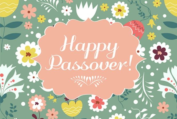 Happy Passover 2019 Greeting Cards