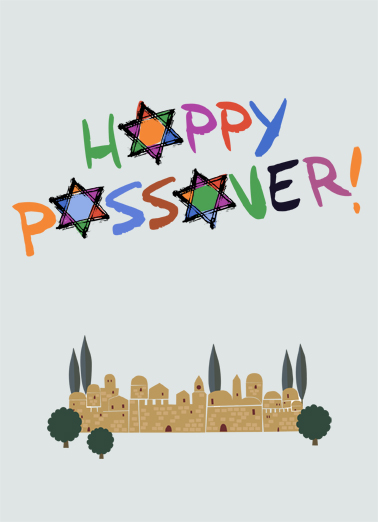 Happy Passover Cards 2019