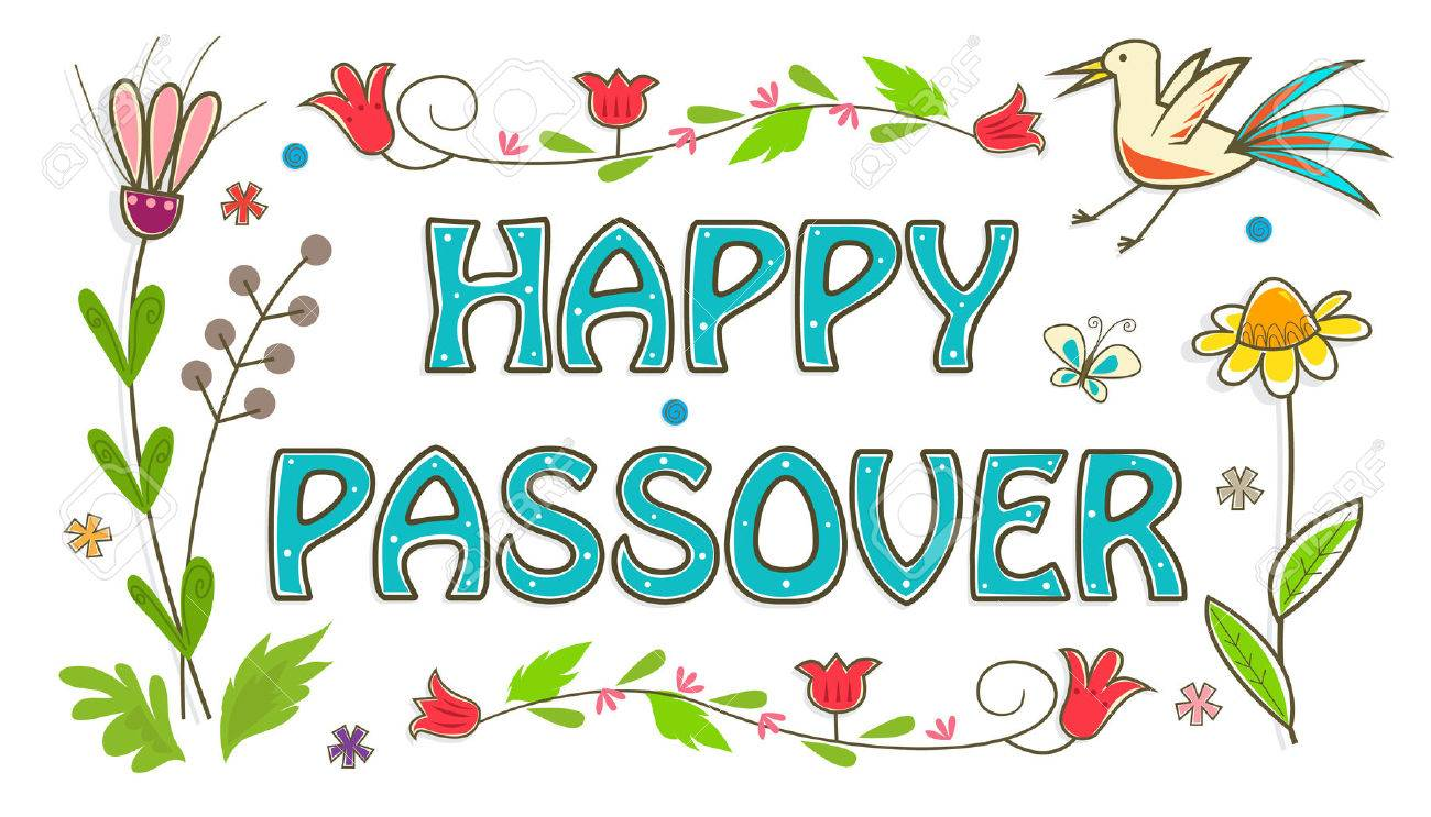 Happy Passover Clipart Images