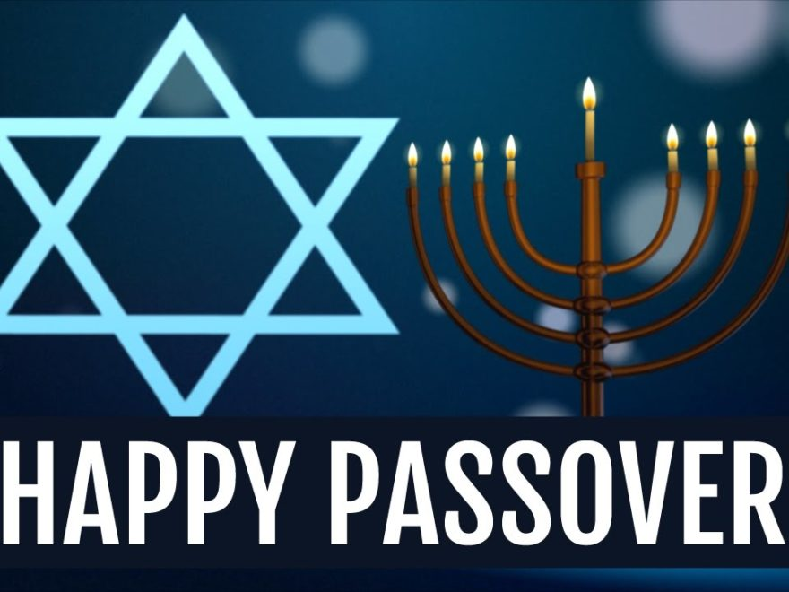 Happy Passover Greetings Images