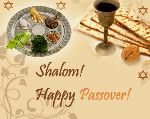Happy Passover Greetings Quotes