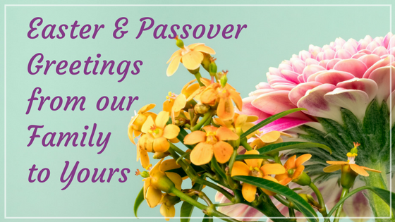 Happy Passover Greetings for Facebook