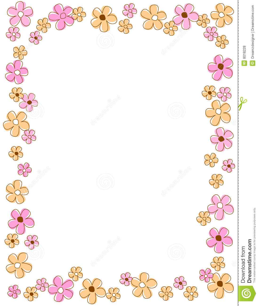 Mothers Day Borders