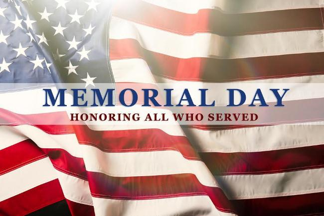 Happy Memorial Day 2019 Greeting Quotes