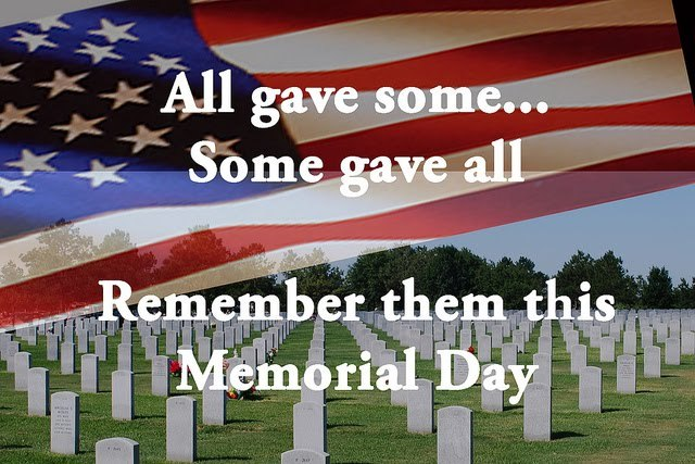 Happy Memorial Day 2019 Quotes Messages