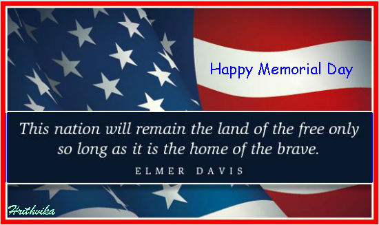Happy Memorial Day 2019 Quotes Wishes