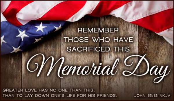 Happy Memorial Day 2019 Quotes