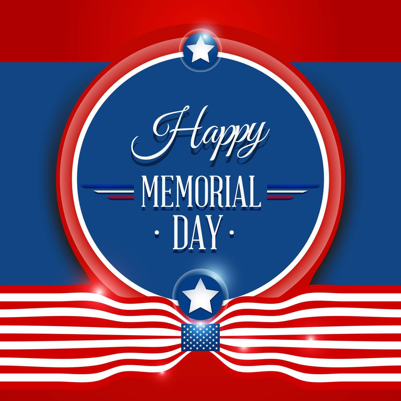 Happy Memorial Day Cards 2019