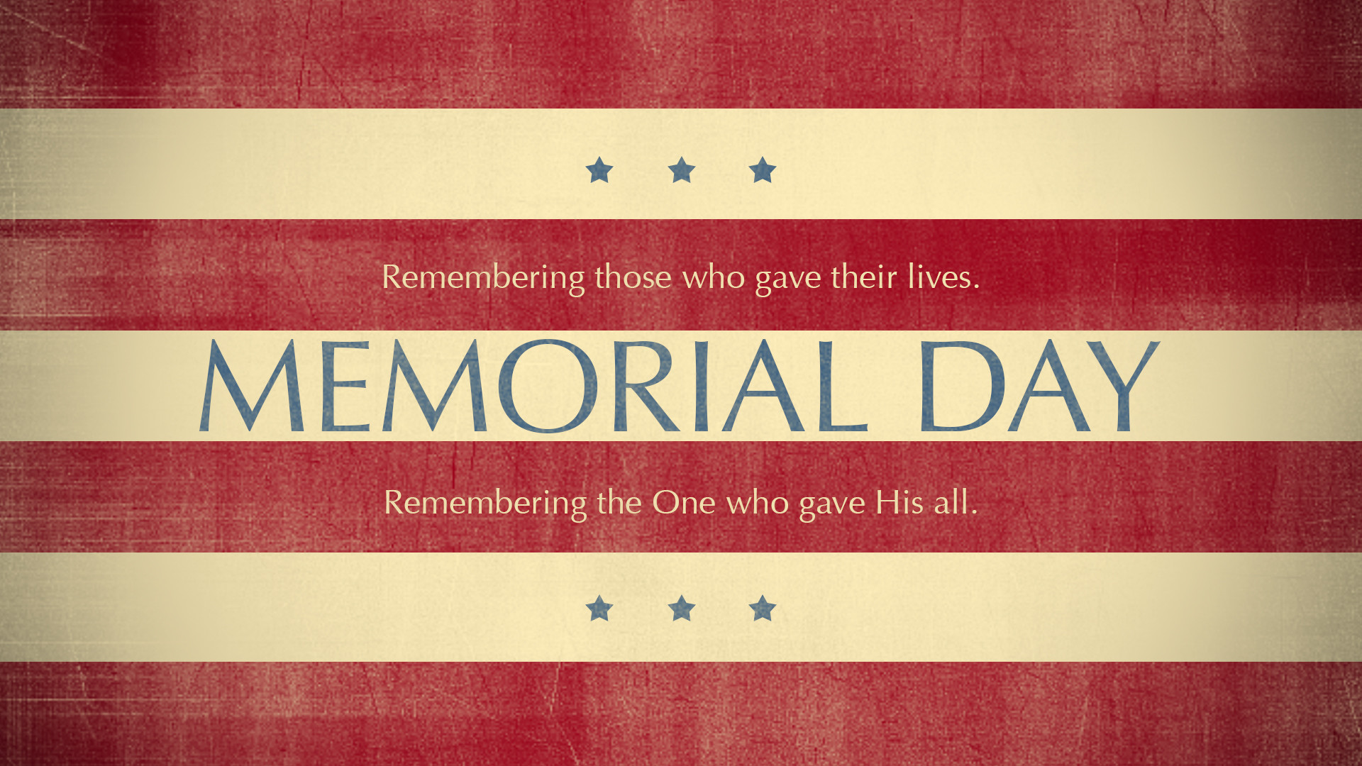 Happy Memorial Day Wallpapers for Desktop