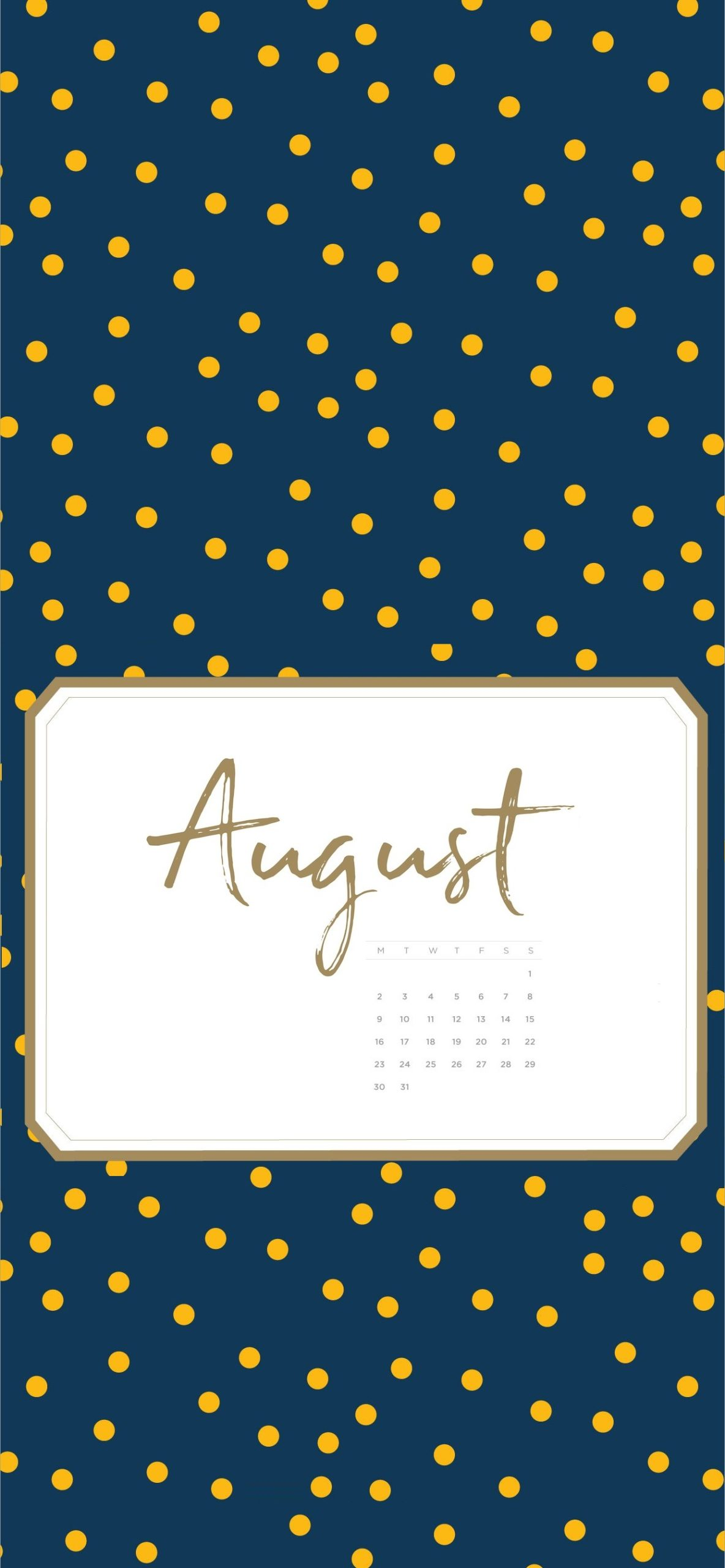 August 2020 Tablets Wallpaper