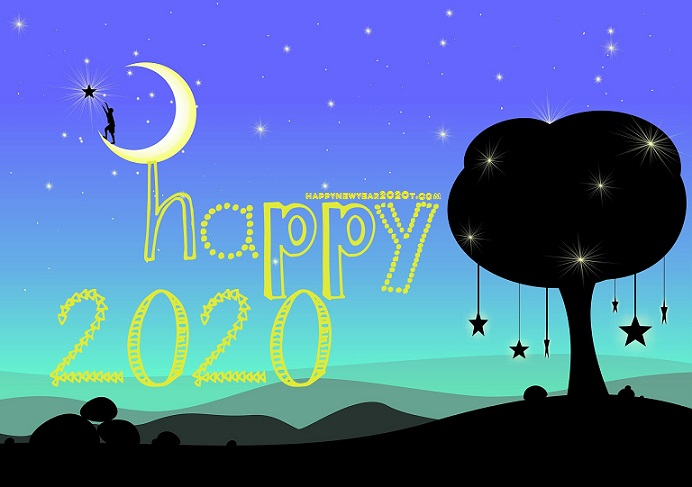 Happy New Year 2020 Wishes Messages