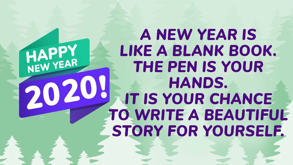 New Year 2020 Quotes For Family