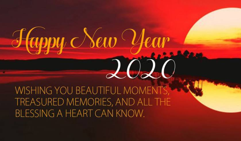 New Year 2020 Quotes For Friends