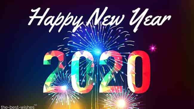 New Year 2020 Wishes Quotes
