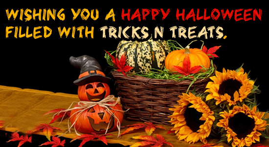 Happy Halloween Messages