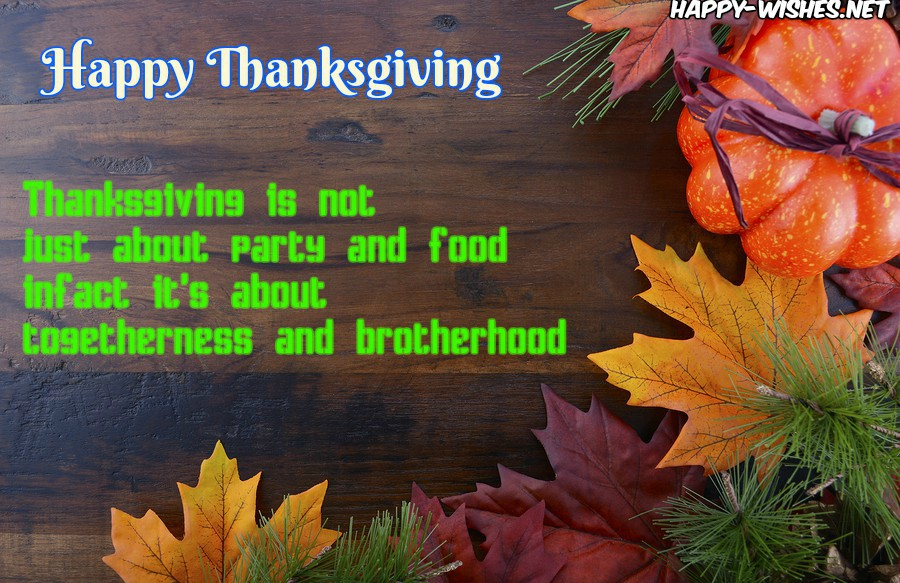 Happy Thanksgiving 2019 Quotes